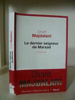 Sharif Majdalani - El Último Señor de Marsad - 2013 - Ediciones Umbral