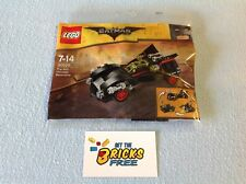Lego Super Heroes Polybag 30526 Mini Ultimate Batmobile New/Sealed/Retired/H2F