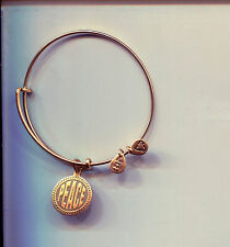 peace bracelet Retired Alex & Ani gold