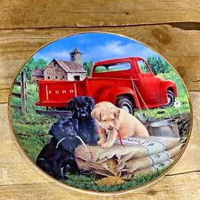 Franklin Mint Seeds Of Mischief Collectors Plate Royal Doulton Fine Bone China