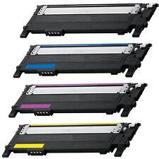 4 Pack Color CLT-K409S CLT-C409S CLT-M409S CLT-Y409S Toner for Samsung CLX-3175N