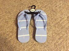 Qupid Thick Flip Flops 9