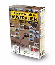 Landwirtschaft in Australien [3xDVD Sammelbox // von landtechnikvideos.de]