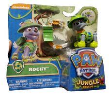 Paw Patrol - Hero Pup - Jungle Rocky NEW