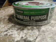 New listing Nashua Duct Tape 394 General Purpose 54Yds X 1.89 Inches 9 Mil