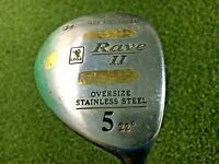 Square Two Lady Rave II Oversize Stainless 5 Wood 22* /  RH / Graphite / mm9060