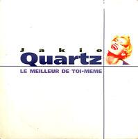 Jakie Quartz CD Single Le Meilleur De Toi Même - France (VG/EX+)