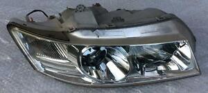 Holden Berlina VZ right hand chrome projector HEAD LIGHT lamp driver RH