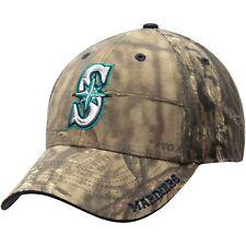 Men's Mossy Oak Camo Seattle Mariners Team Adjustable Hat
