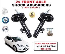 AMMORTIZZATORI ANTERIORE impostato per Ford Focus Estate 1.4 1.6 1.8 2.0 TDCi 2004-2012