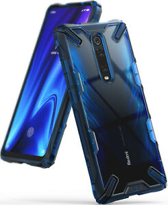 For Xiaomi Mi 9T / 9T Pro   Ringke [FUSION-X] Clear Back Shockproof Cover Case