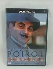 Poirot - Hickory Dickory Dock (DVD, 2002)