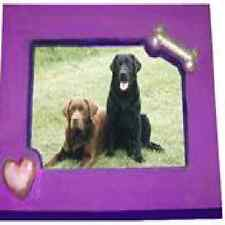 Dog bone picture frame Plaster Mould/Mold/Moulds/Molds 3306