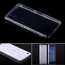 Ultra Slim Clear Durable Transparent Back Case Cover For Sony Xperia Z2