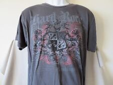 HARD ROCK CAFE WASHINGTON D.C. TSHIRT MUSIC CHARCOAL ALL IS ONE DC - SIZE LARGE