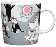 Moomin Mug NUOVO ADVENTURE TRASLOCO muutto 2013 ARABIA FINLANDIA
