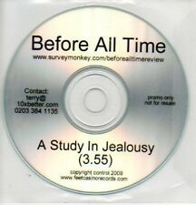 (178L) Before All Time, A Study in Jealousy - DJ CD
