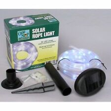 Solar Rope Light 50 LED Garden Outdoor Party Light Tube