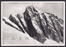 VALLE D'AOSTA COGNE 80 GRIVOLA COLLE della NERA GRAN PARADISO Cartolina FOTOGR.