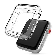 Apple Watch Case, 0.3mm Ultra Thin Full Cover TPU Gel Case for Apple Watch1,2,3