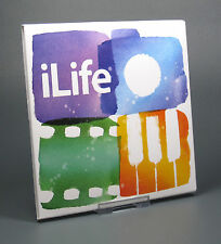 NEU Apple iLife'11 Vollversion (enthält: iPhoto, iMovie, GarageBand und iWeb)