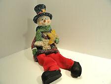 Ganz Snowman Shelf Sitter