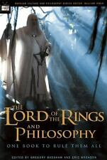 The Lord of the Rings and Philosophy: One Book to Rule Them All Popular Culture