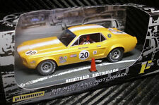 Pioneer 1968 Ford Mustang Notchback 1/32 Slot Car for Scalextric Carrera