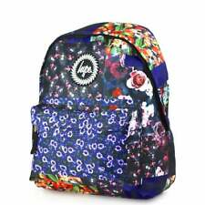 HYPE Floral Patches Backpack - Multi Schoolbag HY006-0021 Hype Bags