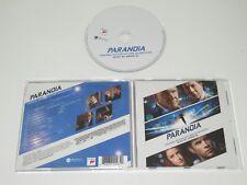 Paranoia/SOUNDTRACK/JUNKIE XL (Sony 88883729932) CD Album