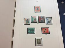 Germany Bundespost pristine  3 kg album nhm postfrisch 1971 - 1983 collection