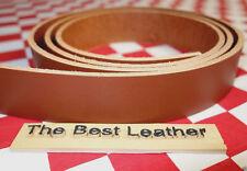 Cognac Bridle Leather Straps, Select Your Size