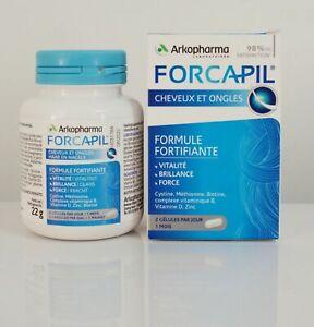 Forcapil 60 Kapseln Regenerationsstimulation Haar kein Haarausfall stärkere...
