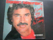 Engelbert Humperdinck A LOVELY WAY TO SPEND AN EVENING Silver Eagle 2 lp set