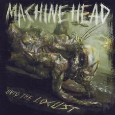 CD MACHINE HEAD - UNTO THE LOCUST