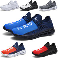 Men's Casual Sneakers Lightweight Athletic Running Shoes Walking Tennis Sports