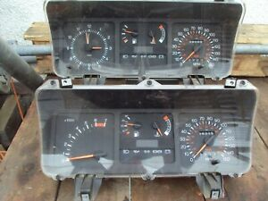 FORD SIERRA INSTRUMENT PANELS X 2