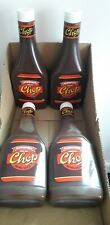 Hammonds Chop Sauce 2020 hard to find Brand New Sealed Lrg 689g x 4 brown sauce