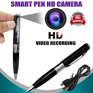 Mini Spy Ball Pen Hidden Camera Full HD 1080P Video Voice Cam DVR Recorder