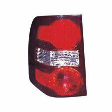New Tail Lamp Lens/Housing Driver Side Rear, Left CAPA 166-199