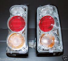 Chrome Clear Rear Light upgrade kit opel Vauxhall Frontera Isuzu TFR tail lamp