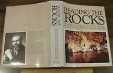Reading The Rocks by Zaslow 1975 History Geological Survey Canada Mines Mining