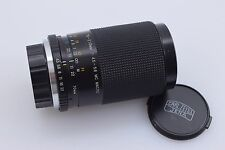 EXC++ CARL ZEISS JENA MC MACRO 70-210mm F4.5-5.6 w/CAPS CO/YASHICA MT, WARRANTY