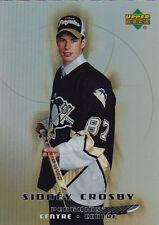2005-06 UPPER DECK McDONALDS SIDNEY CROSBY RC #51 05-06