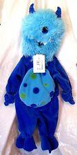 CHILD TODDLER 3 MTS BLUE MONSTER KOALA KIDS TRICK OR TREAT HALLOWEEN COSTUME