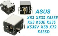 Connecteur alimentation dc power jack pj033 Asus X54C x54c-bbk7 X54L K53E K53S