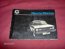 Morris Marina Handbook
