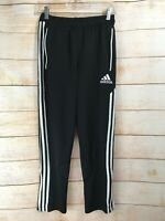 Adidas Condivo Youth Boys Size XL Soccer Futbol Jogger Pants Black Climacool