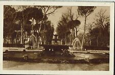 ROMA - Villa Umberto - Fontana dei Cavalli Marini - Rif. 277 PI