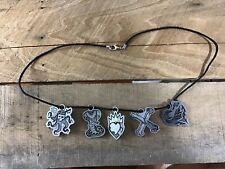 Disney Charm Necklace Descendants Pirates